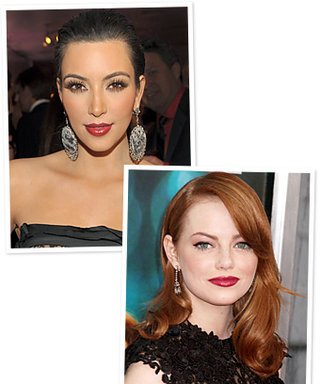 Stars in Red Lipstick (And What You Can Learn!)