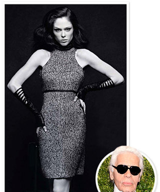 Karl Lagerfeld's Macy's Line: Available Today!