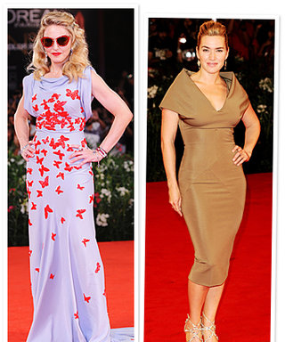Venice Film Festival: Kate, Madonna, and More!
