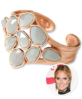 Heidi Klum's Jewelry Collection for QVC: Now Available!