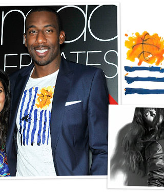 Rachel Roy and Amar'e Stoudemire's Sporty Capsule Collection!
