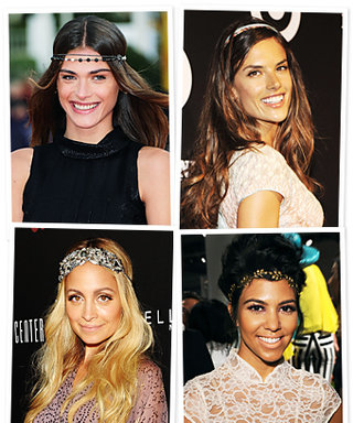 Headbands Are Having a Red Carpet Moment!