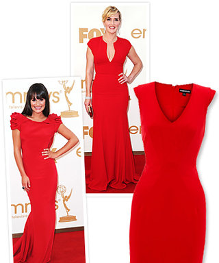 Your Look: Shopping for Emmys-Inspired Red Dresses