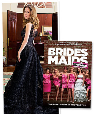 Bridesmaids DVD: Now You Can See Helen's High-Fashion Style Up Close