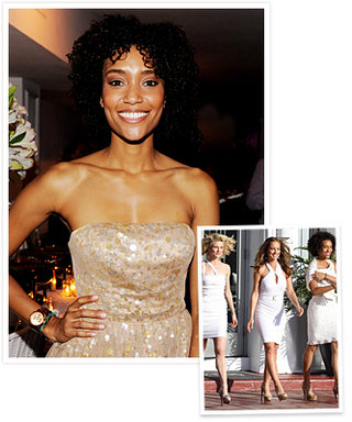 Annie Ilonzeh Talks Charlie's Angels Style