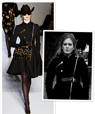 """Adele's Coat in """"Someone Like You"""": More Details!"""