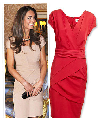 Kate Middleton's Dress: Now Available in More Colors!