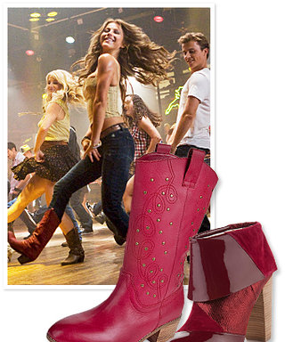 Footloose: Julianne Hough's Red Boots Inspire New Designs