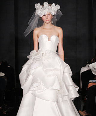 Reem Acra's New Bridal Collection: See the Photos!