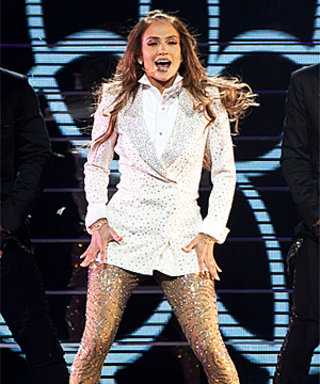 Jennifer Lopez Brings Back Her Beaded Bodysuit