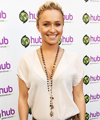 Hayden Panettiere Designs Jewelry Now!