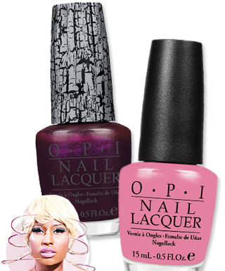 Nicki Minaj's OPI Nail Polish Colors: Now Available!