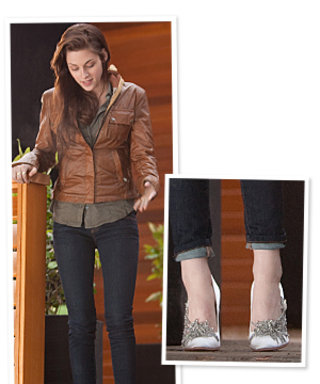 Bella Swan's Bridal Shoes: What Do You Think?