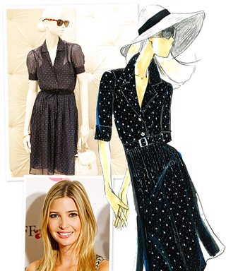 Ivanka Trump's New Clothing Line: See the Sketches!
