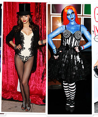 Halloween 2011 Celebrity Costumes: See the Photos!