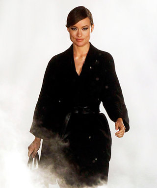 Olivia Wilde's Revlon Campaign: New Photos!