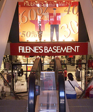 Filene's Basement to Close All Stores by Early 2012