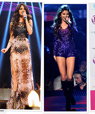 MTV EMA: Selena Gomez's 9 Outfit Changes