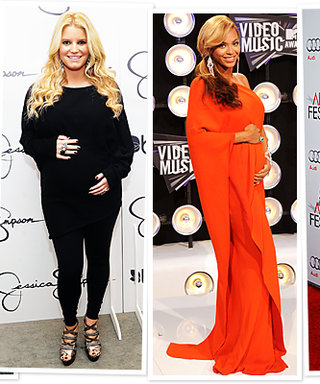 Maternity Style: How Celebrities Dress Their Baby Bumps!