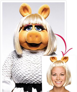 What Would You Look Like With Miss Piggy's Hairstyle?