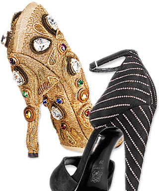 Sparkling Heels: InStyle's Top Picks!