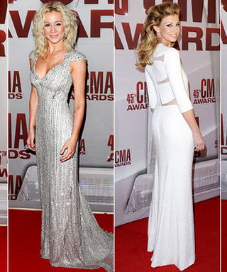 CMA Awards 2011 Red Carpet: What Everyone Wore!