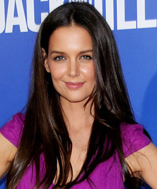 Great Hairstyle Idea: Katie Holmes' Sleek Blowout