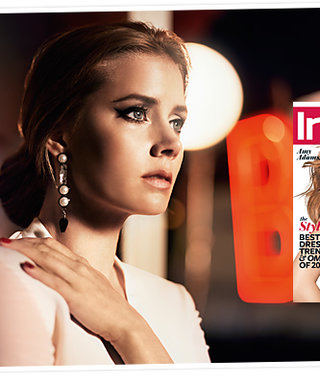 Amy Adams Is InStyle's December Cover Girl!
