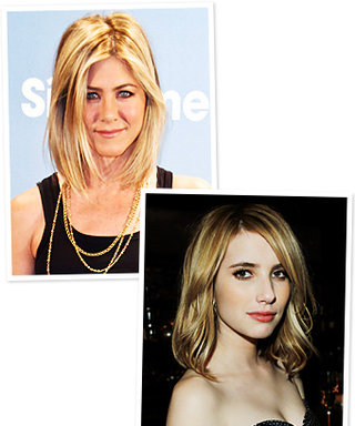 Emma Roberts and Jennifer Aniston's Secret Hair Connection