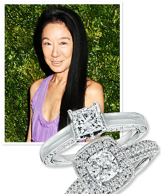 Vera Wang's Ring Collection for Zales: First Look!