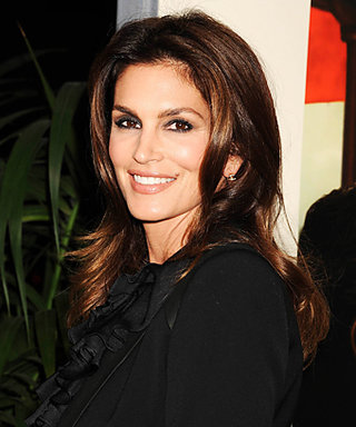 Cindy Crawford Stars in Duran Duran's New Music Video!