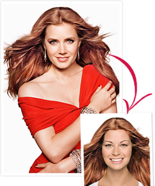 Try on Amy Adams' Gorgeous Cover Hairstyle!