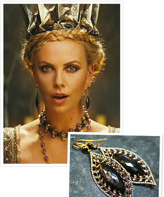 Snow White and the Huntsman: Cathy Waterman's Custom Jewelry!