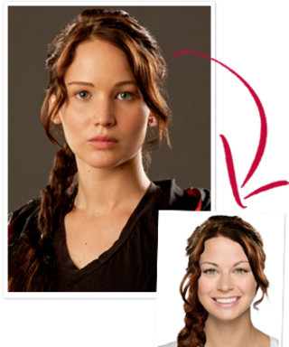 The Hunger Games: Try on Katniss Everdeen's Braid!