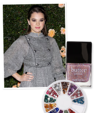 Celebrity-Inspired Holiday Manicure Ideas!