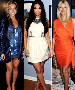 Celebrity Shopping Inspiration: Perfect Party Dresses