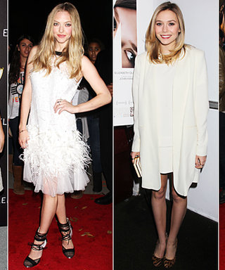 Red Carpet Trend: Winter White