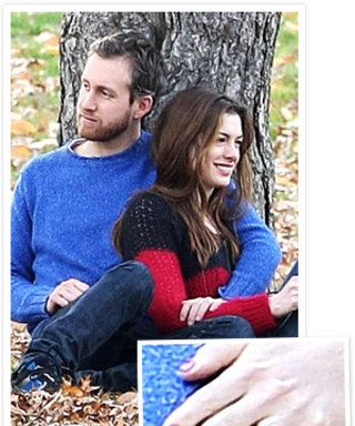 Anne Hathaway's Engagement Ring: All the Details!