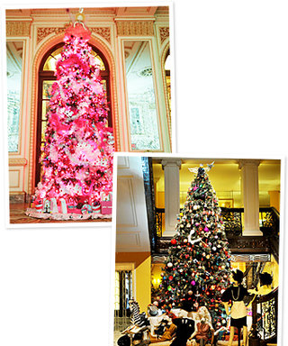 Designer Christmas Trees Now on Display!