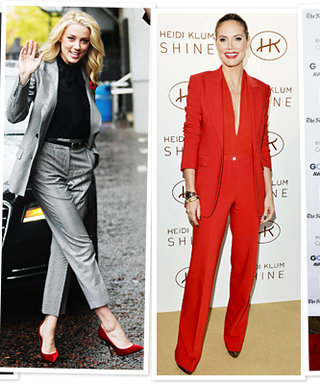 How Do You Wear Your Pantsuit?