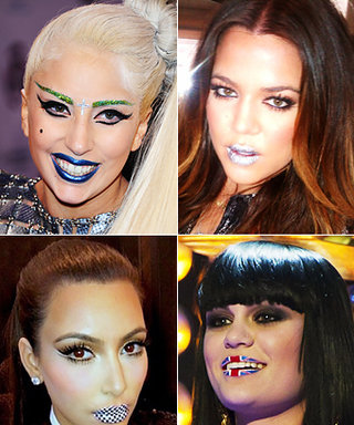 Hollywood Makeup Trend: Temporary Lip Tattoos!