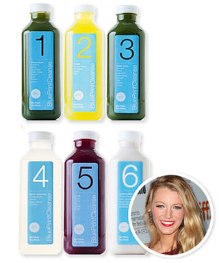 Hollywood's Favorite Juice Cleanses