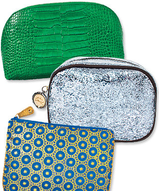 Holiday Gift Ideas: Makeup Bags