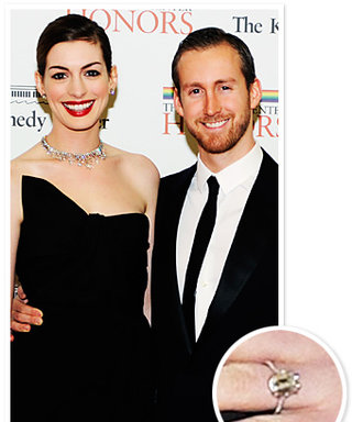 Anne Hathaway's Engagement Ring: See the Photo!