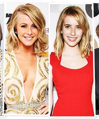 Hollywood Haircut Trend: Blond Bobs!