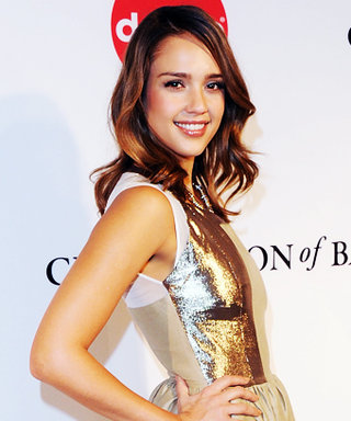 Jessica Alba Picks Her Favorite Outfits of the Year