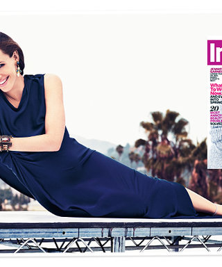 Jennifer Garner Is InStyle's January 2012 Cover Girl!