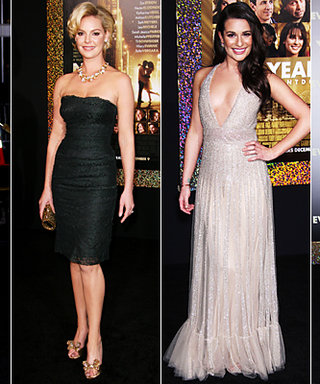 New Year's Eve Outfit Ideas: Hilary, Katherine, Lea, and Sofia!