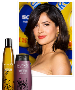 Salma Hayek's Beauty Line Wins an Award!