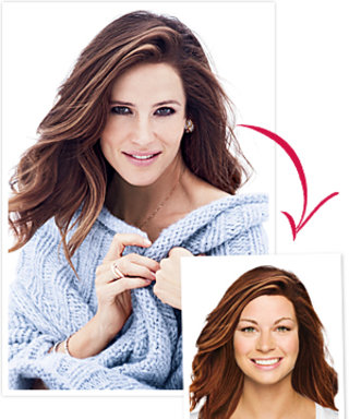 Try on Jennifer Garner's Cover Hairstyle!